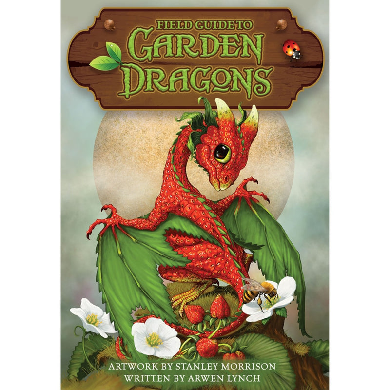Field Guide To Garden Dragons - East Meets West USA