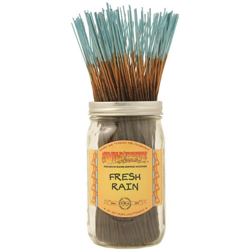 Fresh Rain Incense Sticks - East Meets West USA