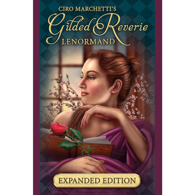 Gilded Reverie Lenormand Expanded Edition - East Meets West USA