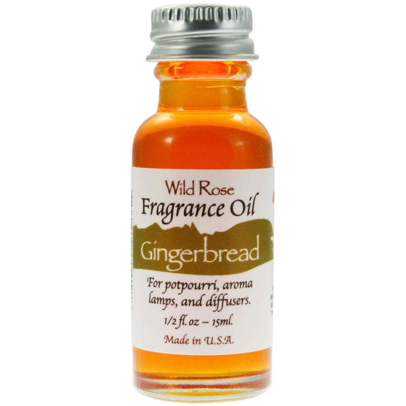Gingerbread Fragrance Oil - East Meets West USA