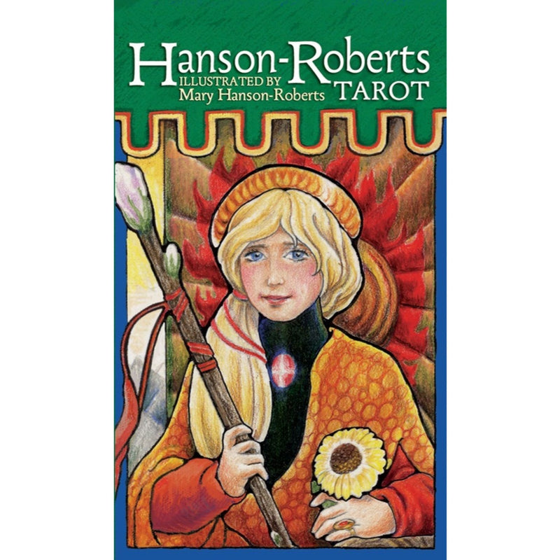Hanson-Roberts Tarot Deck - East Meets West USA
