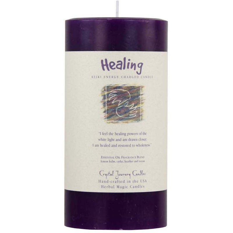 Herbal Magic 3x6 Pillars: Healing - East Meets West USA