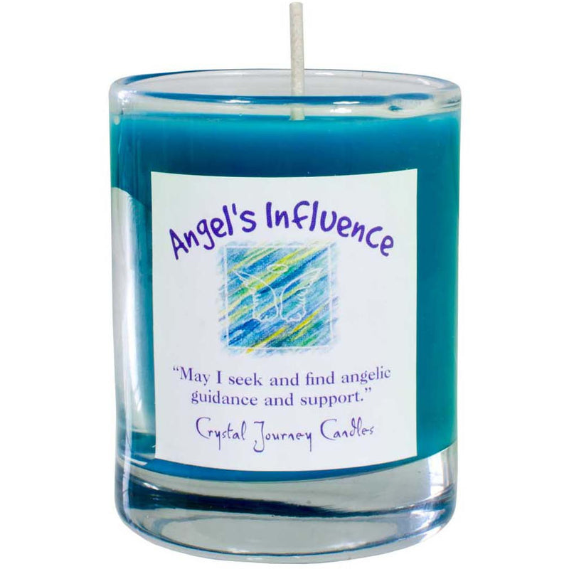 Herbal Magic Votive: Angels Influence - East Meets West USA