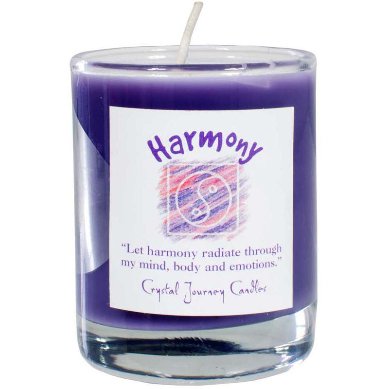 Herbal Magic Votive: Harmony - East Meets West USA