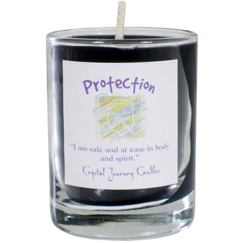 Herbal Magic Votive: Protection - East Meets West USA