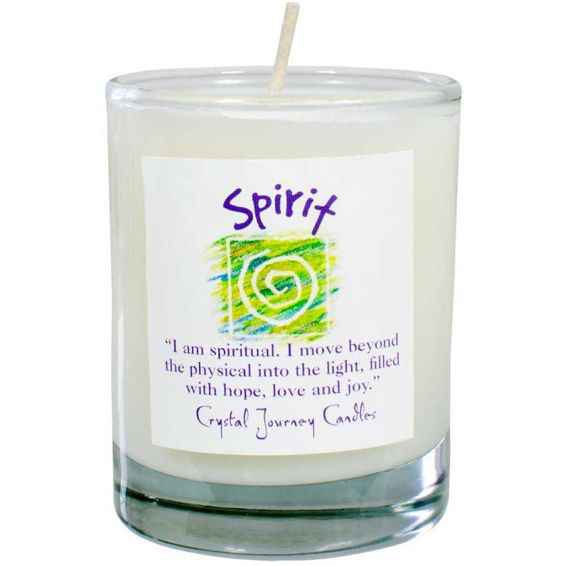 Herbal Magic Votive: Spirit - East Meets West USA