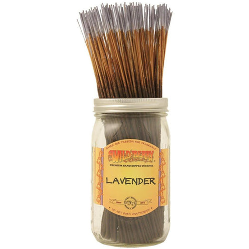 Lavender Incense Sticks - East Meets West USA
