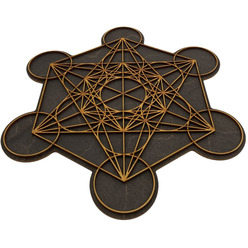 Metatron's Cube Wall Decor - East Meets West USA