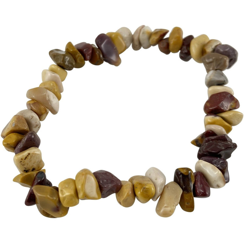 Mookaite Chip Bracelet - East Meets West USA