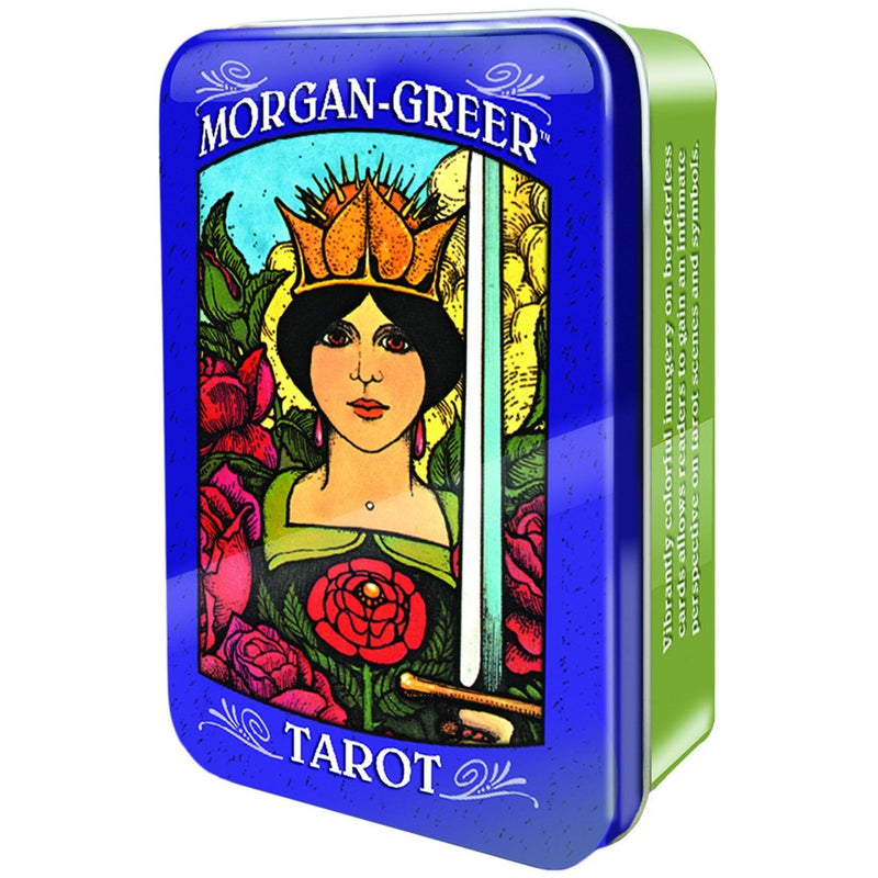 Morgan-Greer Tarot Deck - East Meets West USA