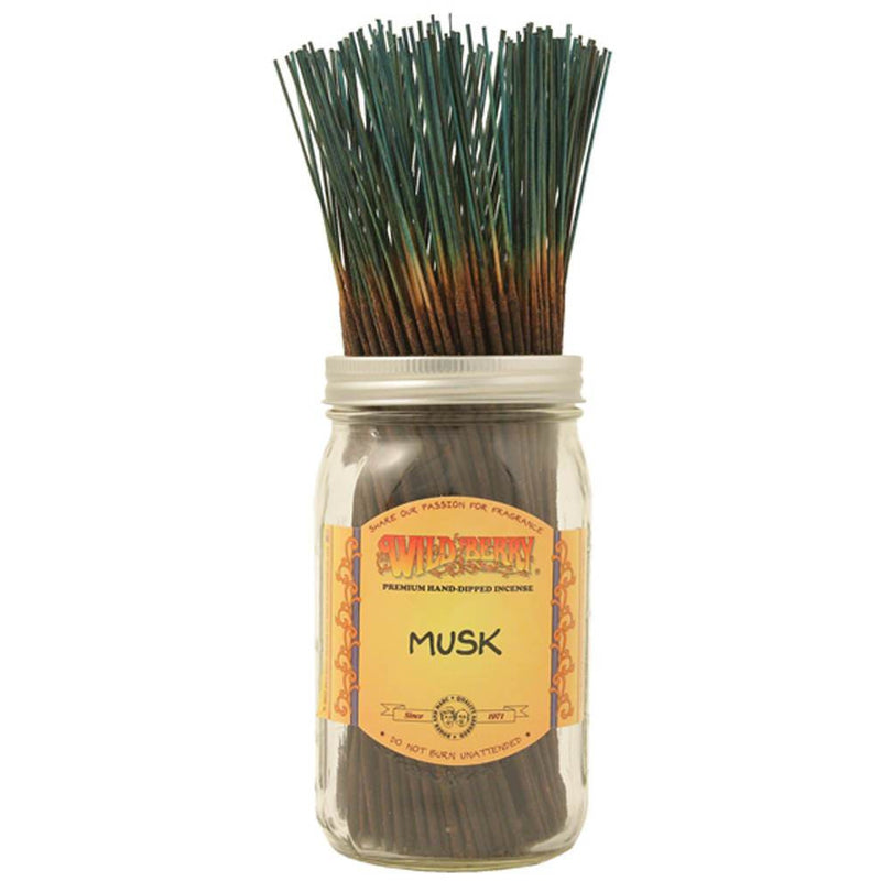 Musk Incense Sticks - East Meets West USA