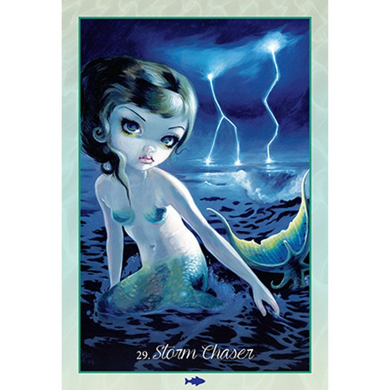 Myths & Mermaids Oracle of the Water Deck - East Meets West USA