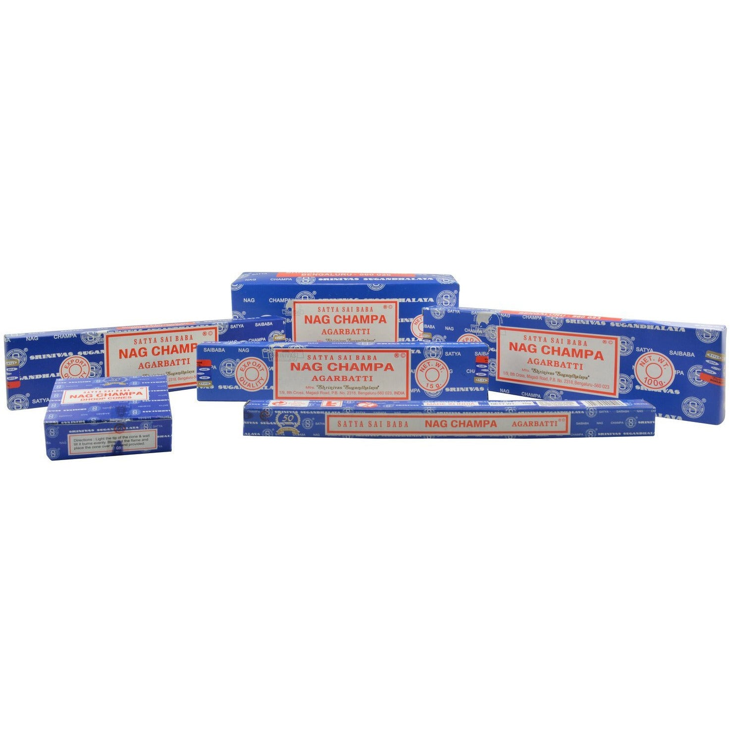 Authentic Nag Champa Incense Sticks East Meets West Usa