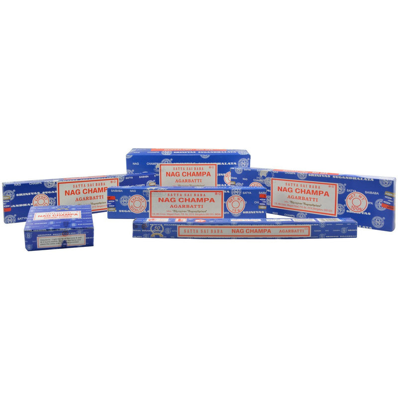 Nag Champa Incense - East Meets West USA