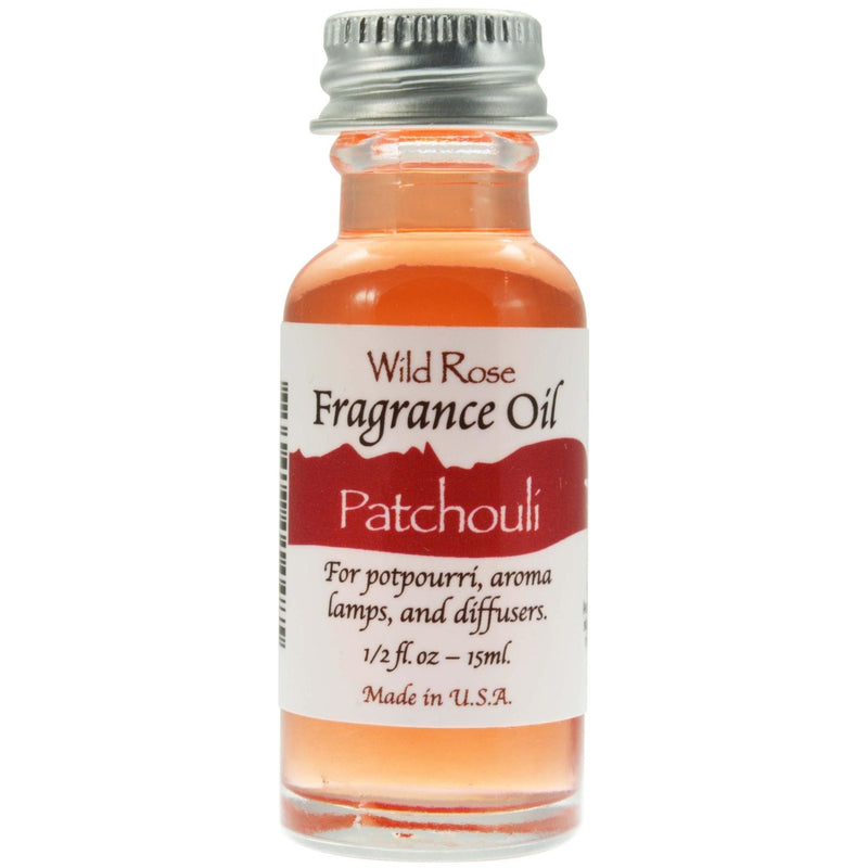 Patchouli Fragrance Oil - East Meets West USA