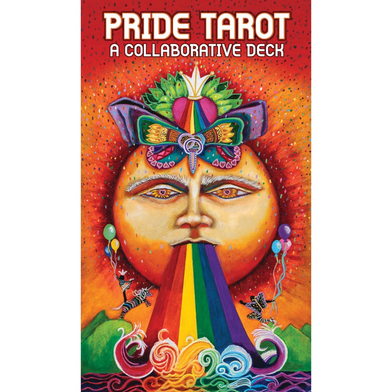 Pride Tarot - East Meets West USA