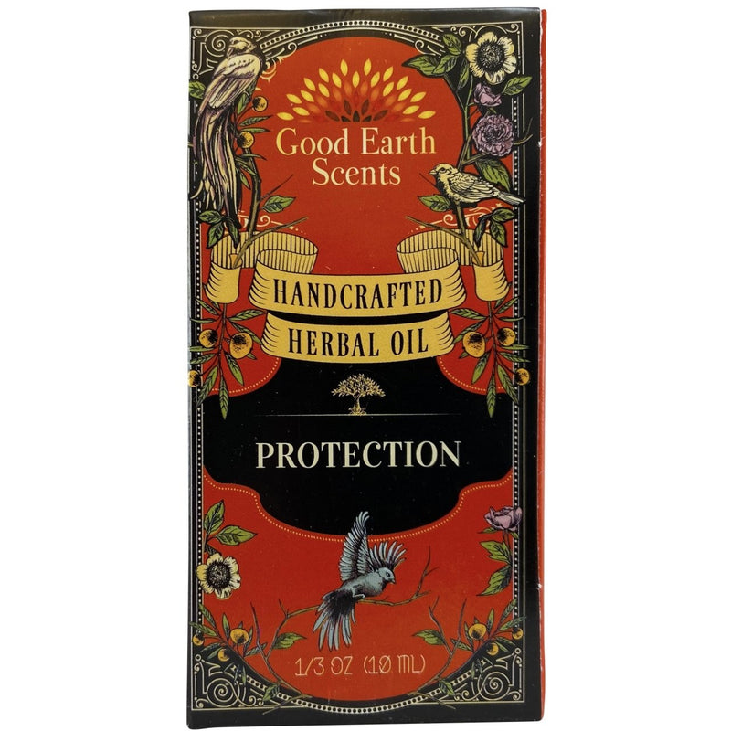 Protection Handcrafted Herbal Oil - East Meets West USA