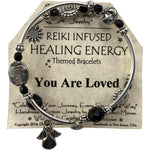 Reiki-Infused Healing Bracelet: You Are Loved - East Meets West USA