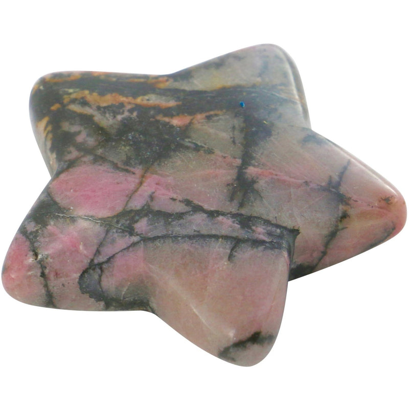 Rhodonite Star - East Meets West USA