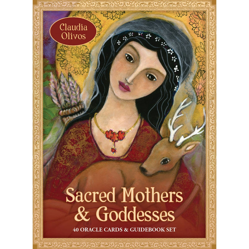 Sacred Mothers and Goddesses Oracle - East Meets West USA