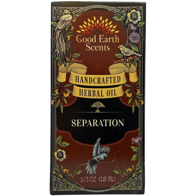 Separation Handcrafted Herbal Oil - East Meets West USA