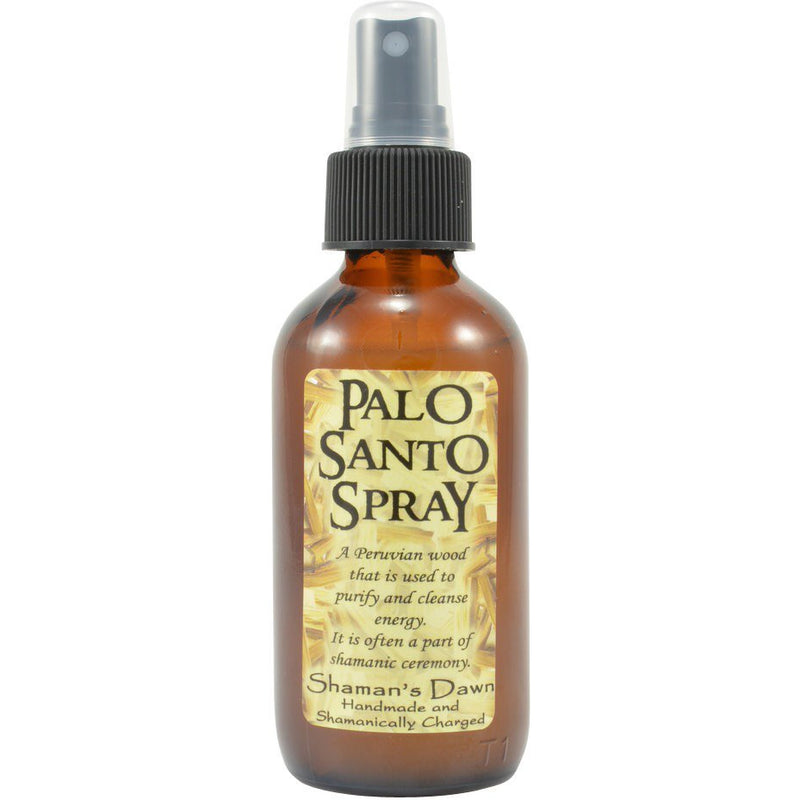 Shaman's Dawn Spray: Palo Santo - East Meets West USA