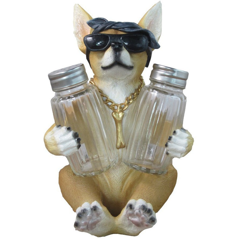 Sunglasses Chihuahua Spice Holder - East Meets West USA