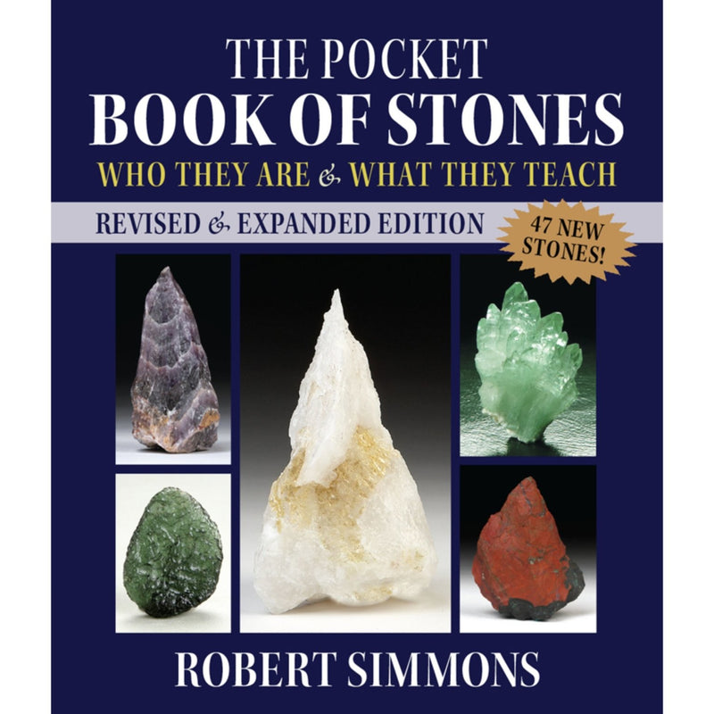 "The Pocket Book of Stones"" NEW Revised & Expanded Edition - East Meets West USA"