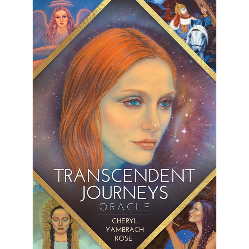 Transcendent Journeys Oracle - East Meets West USA