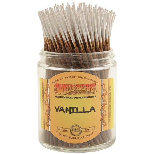 Vanilla Incense Shorties - East Meets West USA