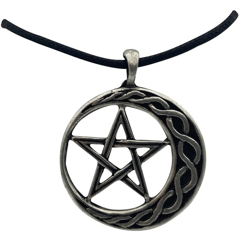 Wicca Carded Stability Pendent Necklace - East Meets West USA