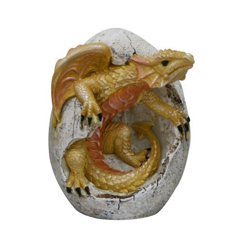 Yellow Dragon Hatchling - East Meets West USA