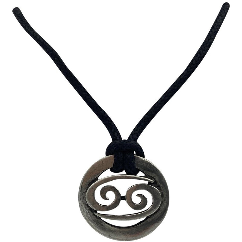 Zodiac Carded Cancer Pendent Necklace - East Meets West USA