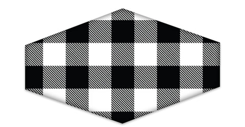 0435 Plaid B&W