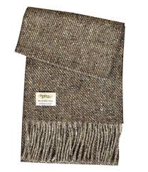 Studio Donegal Tweed Scarf