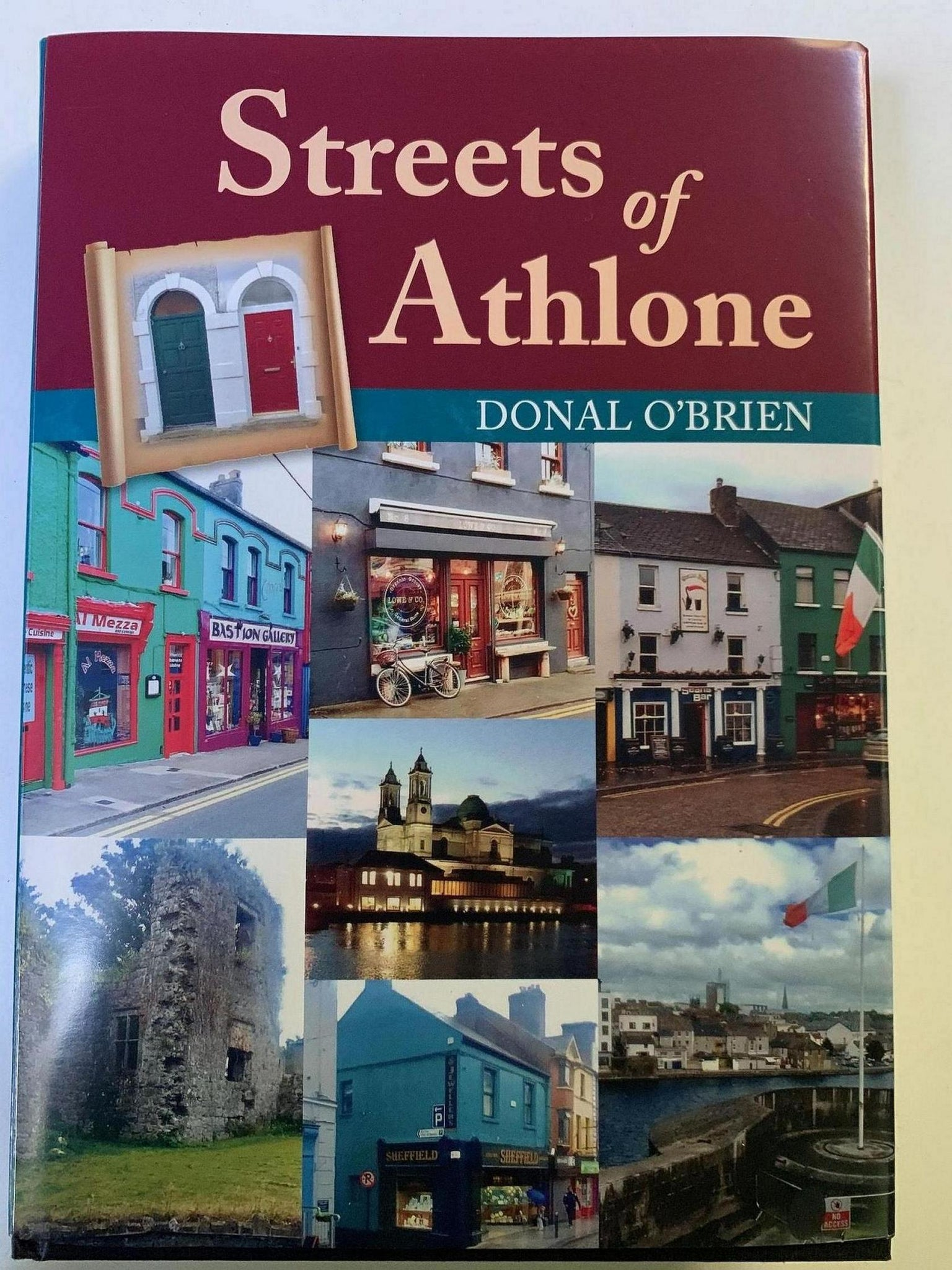 The Streets of Athlone, Donal O Brien