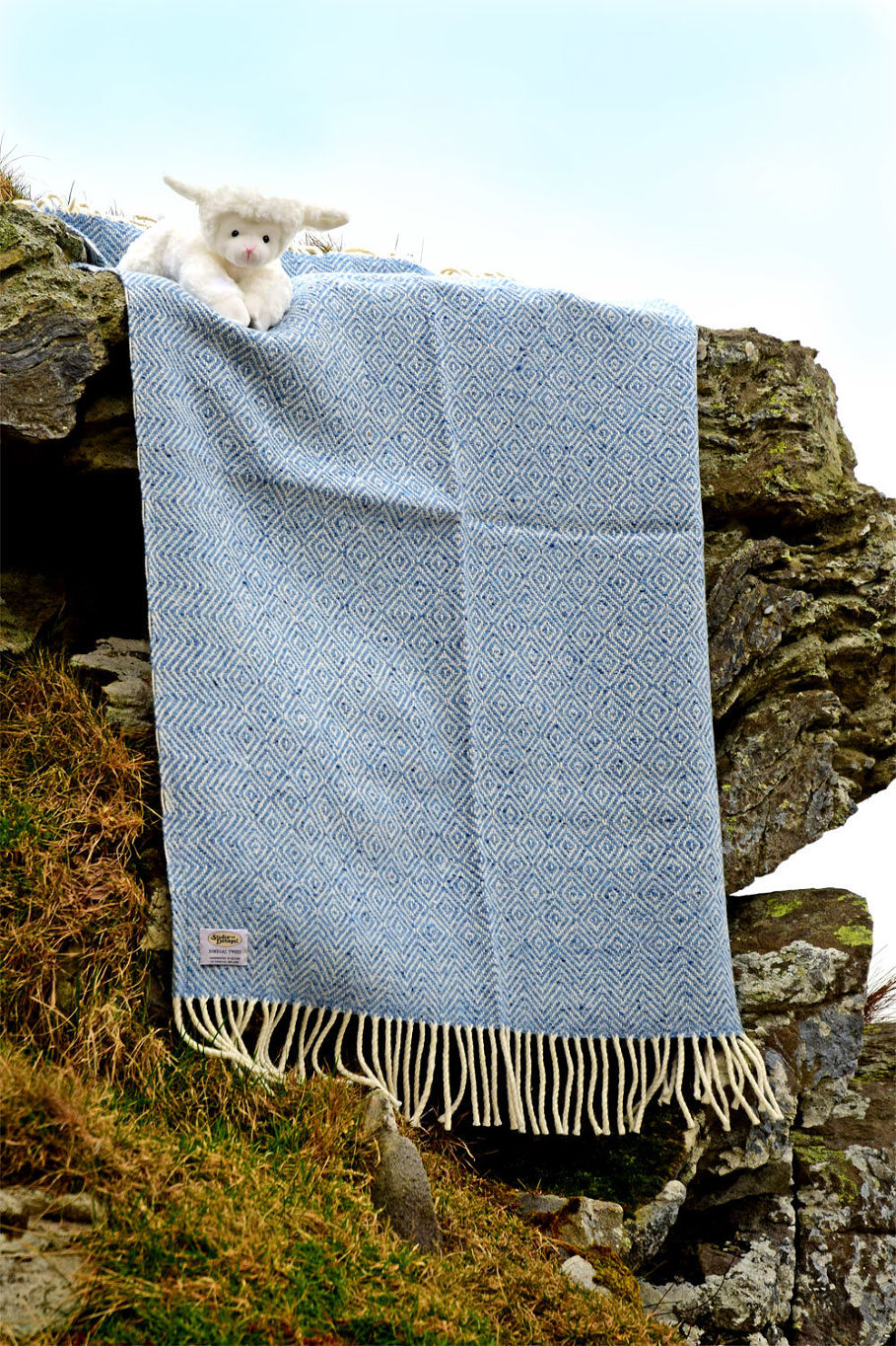 Baby Blanket /Studio Donegal