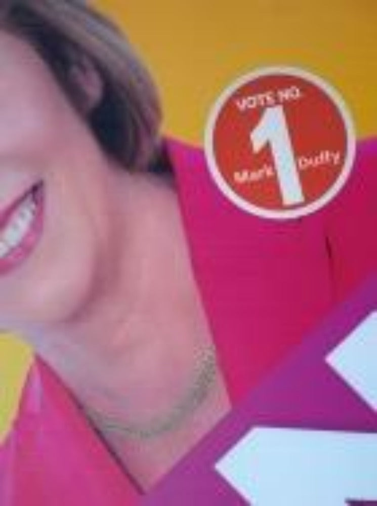 Vote No.1, Mark Duffy