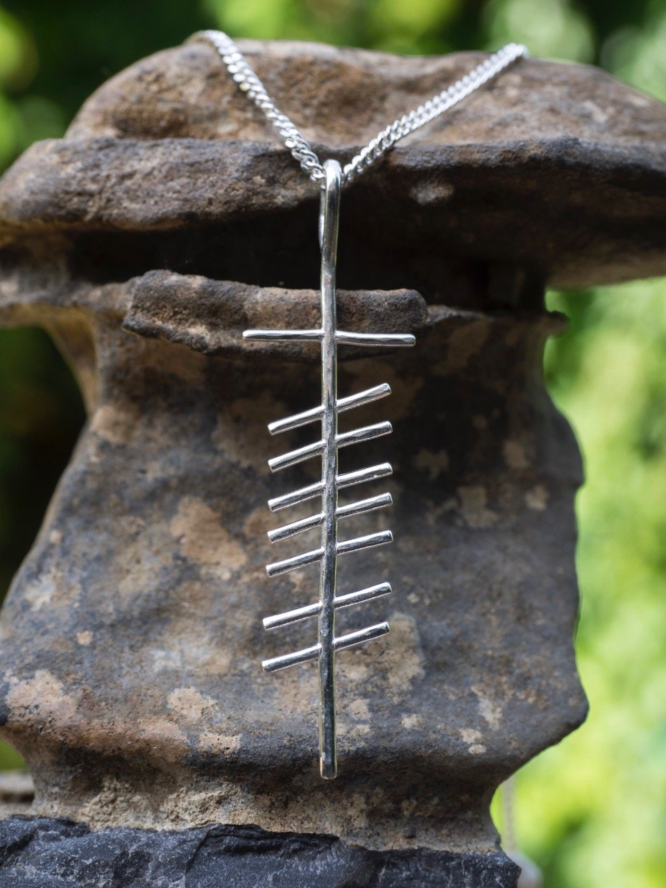 love/gra ogham treasure