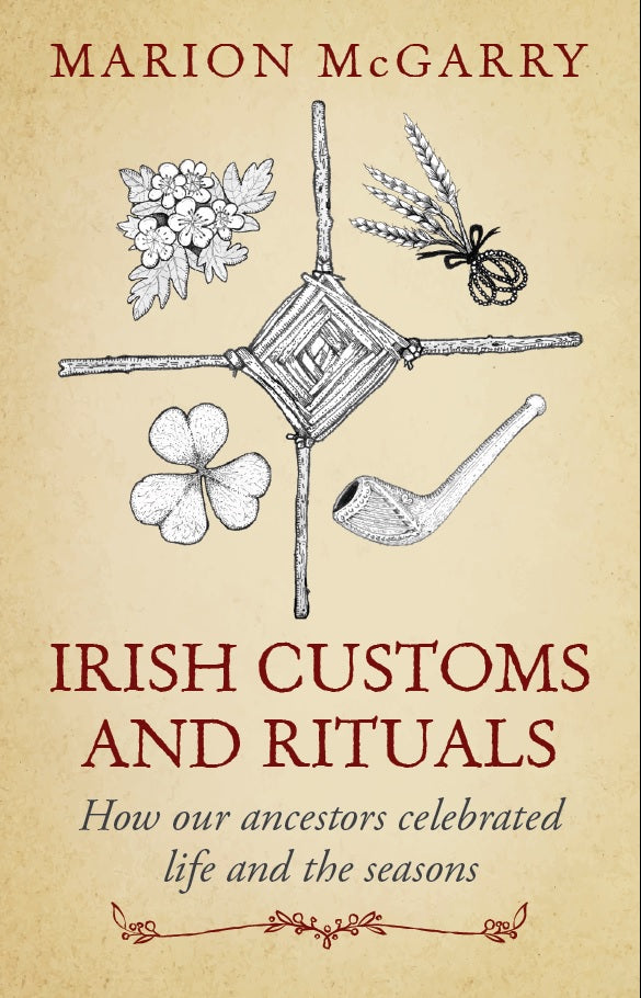 Irish customs and rituals by Marion McGarry