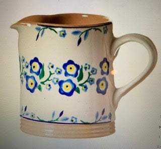 Forget me not Jug