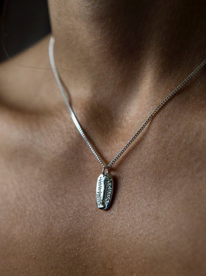 anam cara soul mate necklace-Ogham Treasure.com
