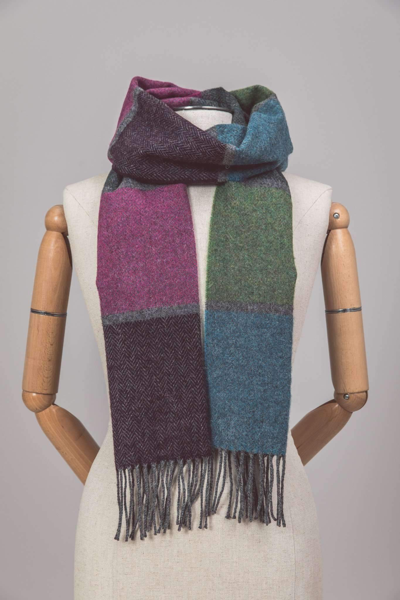 Oxford Lambswool scarf