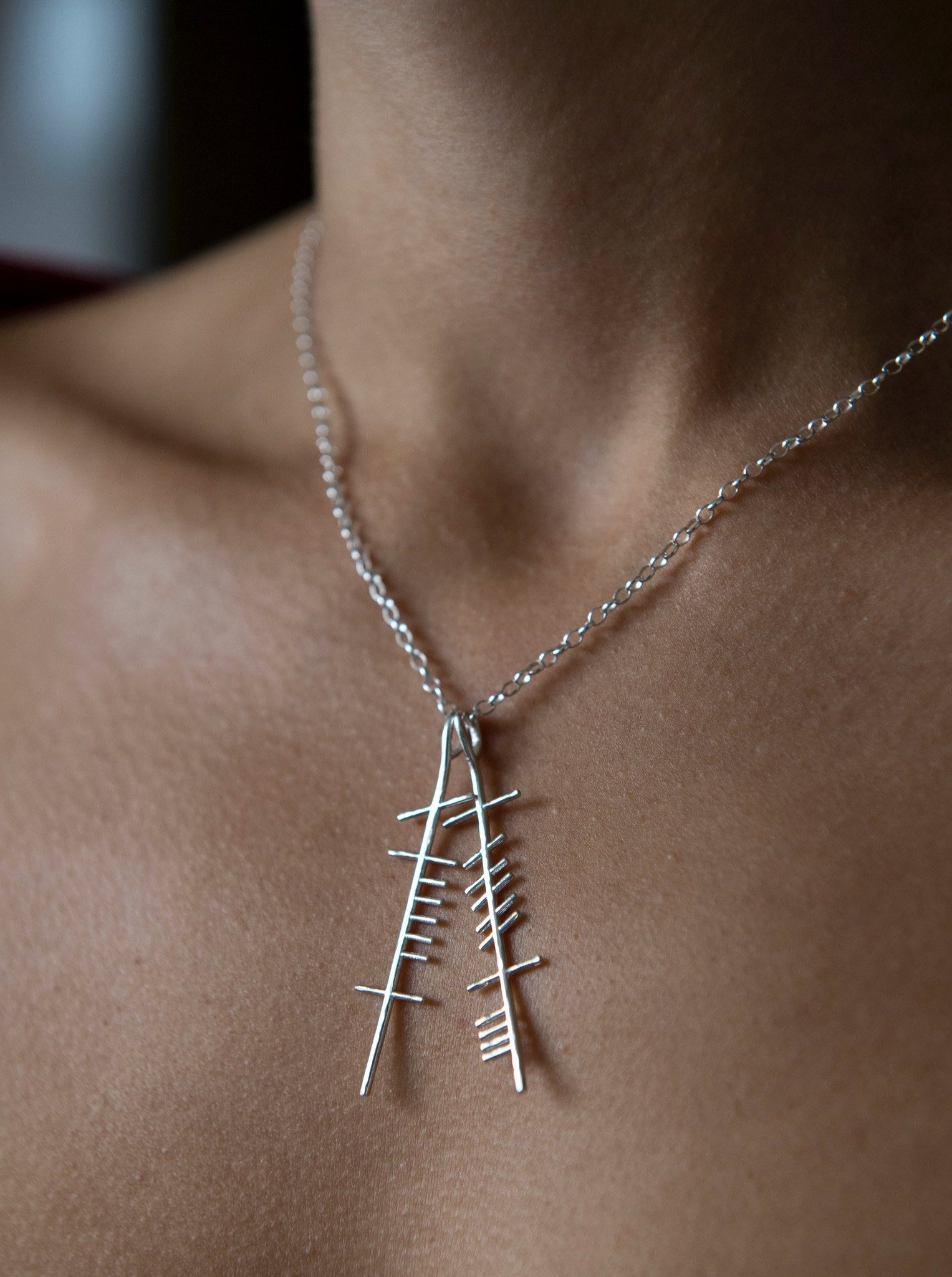 anam cara necklace -Ogham Treasure.com