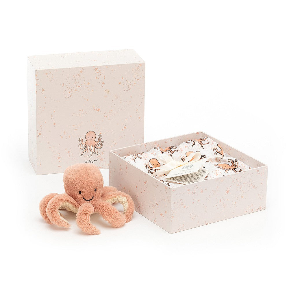 Odell Octopus gift set