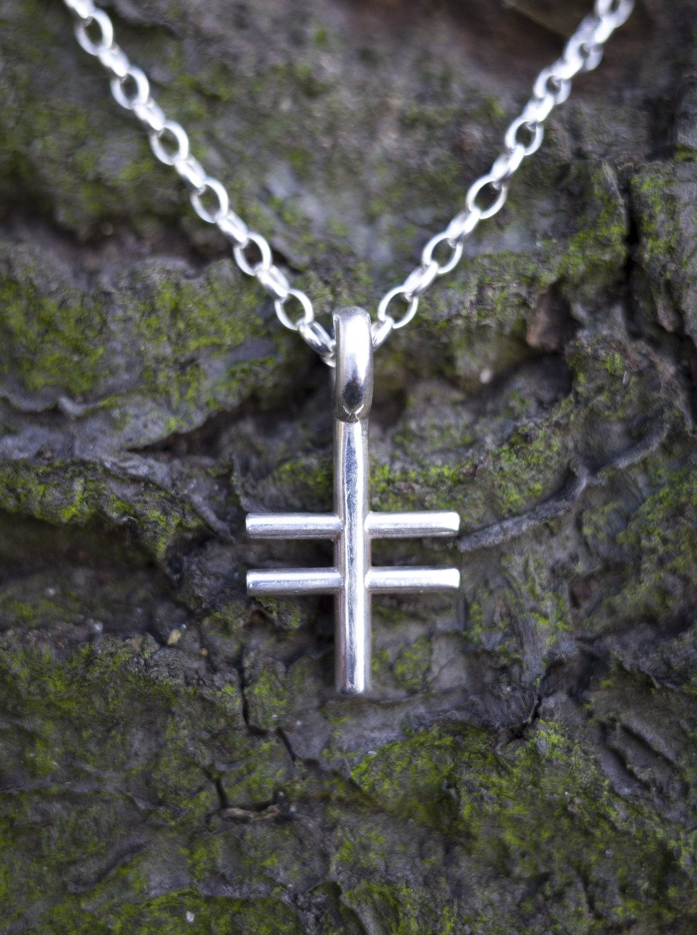Personalised Ogham Initial O