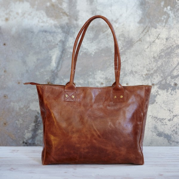 Fairtrade Leather Bag