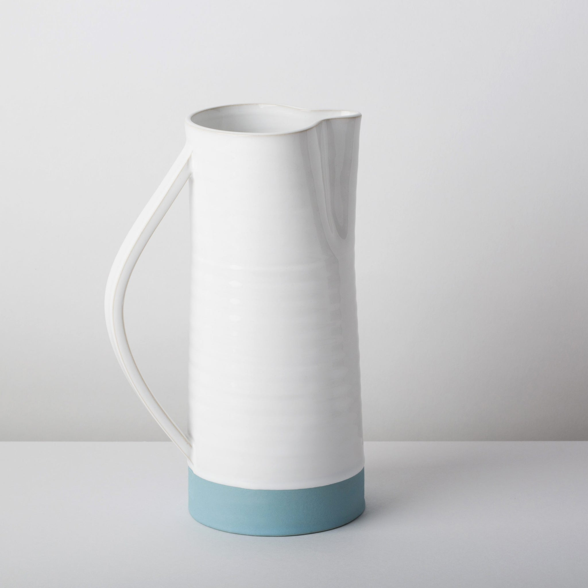 Thomas Diem Jug -Aqua Blue