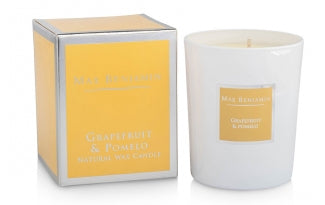 Max Benjamin, Grapefruit & Pomelo Candle