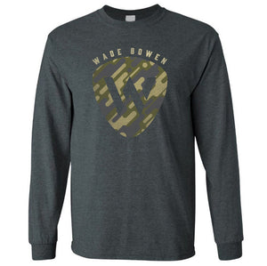 Wade Bowen Camo Long Sleeve
